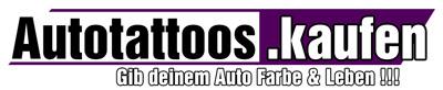Autoaufkleber, Autotattoos & Aufkleber kaufen-Logo